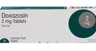 دوكسازوسين Doxazosin