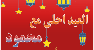 العيد احلى مع محمود